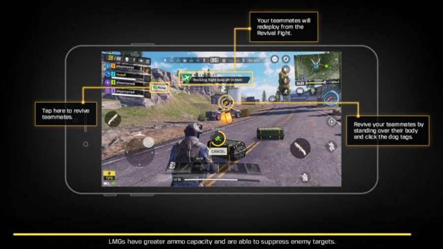 battle-royale-como-reviver-aliados-COD-Mobile COD Mobile: Modo Battle Royale tem zumbis, reviver aliados e muito mais