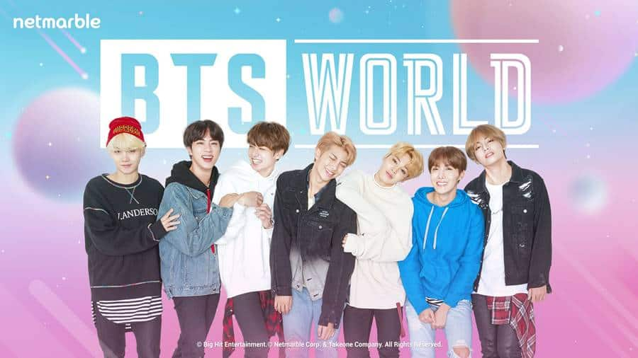 bts-world-jogo-android-iphone-apk BTS WORLD: Netmarble revela data de lançamento