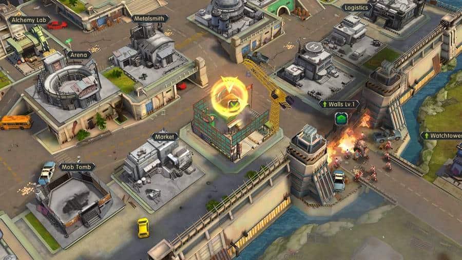 clash-of-z-android-apk-2 Clash of Z: Biohazard é um jogo de estratégia para Android (APK)