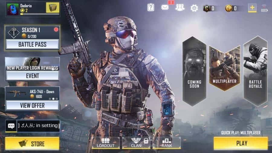 cod-mobile-android-apk Call of Duty Mobile em beta na Índia (APK e como jogar)