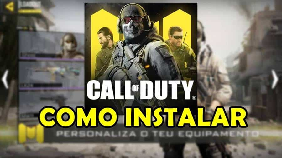como-baixar-instalar-call-of-duty-mobile-apk-xapk Como baixar e instalar Call of Duty Mobile (APK +OBB)