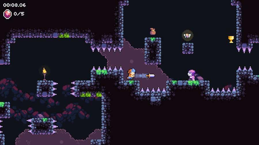 daggerhood-android-iphone Daggerhood é mais um jogo em Pixel Art da Crescent Moon Games