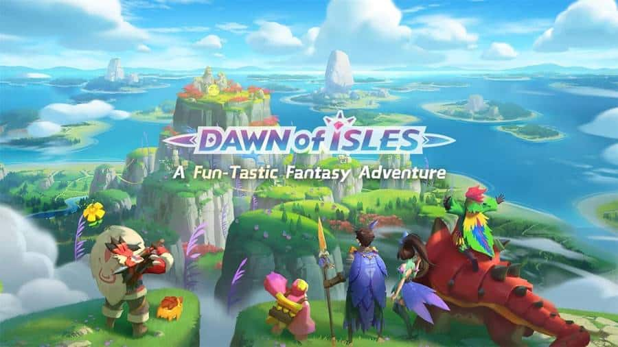 dawn-of-isles-android-iphone Dawn of Isles: Novo MMORPG da NetEase, Baixe o APK!