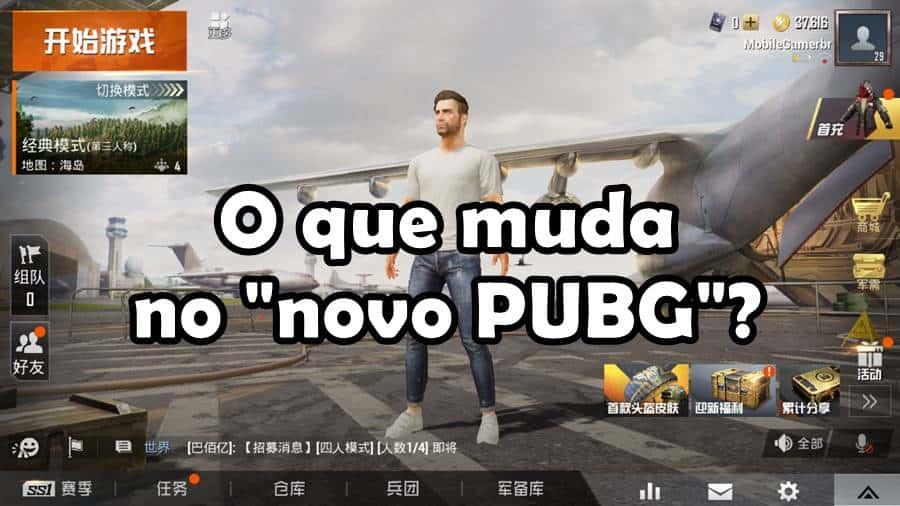 diferencas-pubg-mobile-game-for-peace PUBG Mobile vs Game for Peace: as diferenças entre os dois jogos
