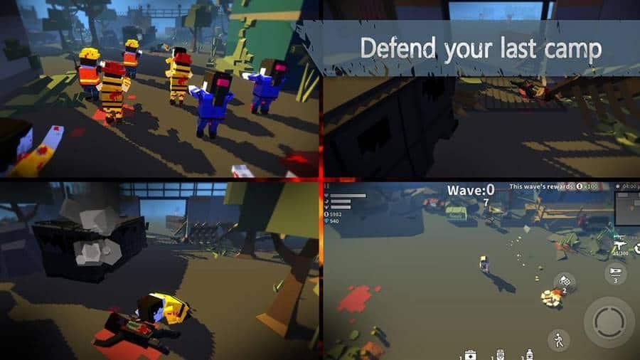 gunslinger-Android-game-offline Gunslinger: Zombie Survival - Jogo OFFLINE Android (APK)