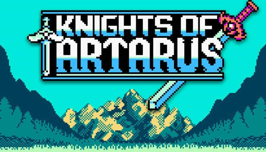 knights-of-tartarus Knights of Tartarus é um RPG que parece ter saído do NES