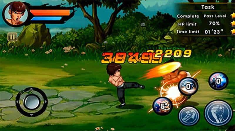 kung-fu-attack Kung Fu Attack - Jogo Grátis e OFFLINE para Android