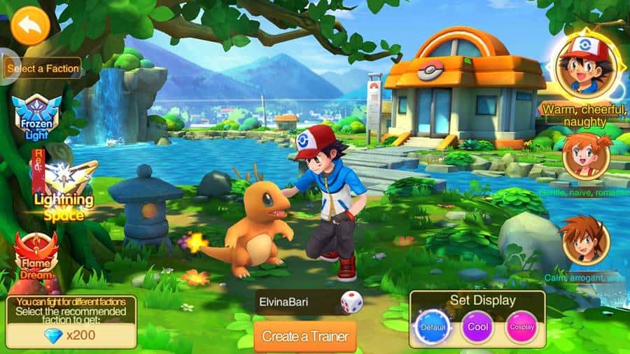magical-monster-apk-pokemon-1 Magical Monster - MMORPG de Pokémon (Android - APK)