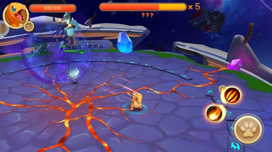 magical-monster-apk-pokemon-3 Magical Monster - MMORPG de Pokémon (Android - APK)