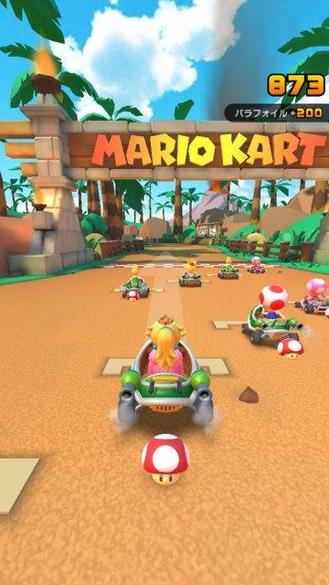 mario-kart-tour-android Mario Kart Tour: veja gameplay e personagens do jogo para Android e iOS