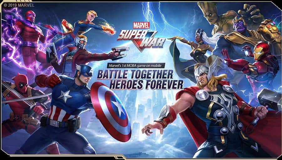 marvel-super-war-moba-apk-android-ios MARVEL Super War: pré-registro na Google Play