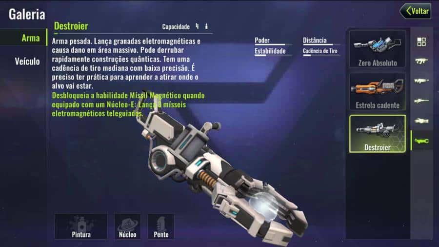 melhores-armas-cyber-hunter-melhor-armas-pesadas Cybe Hunter: As Melhores Armas do game