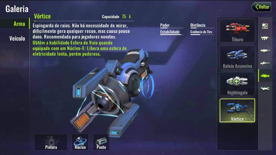 melhores-armas-cyber-hunter-melhor-espingarda Cybe Hunter: As Melhores Armas do game