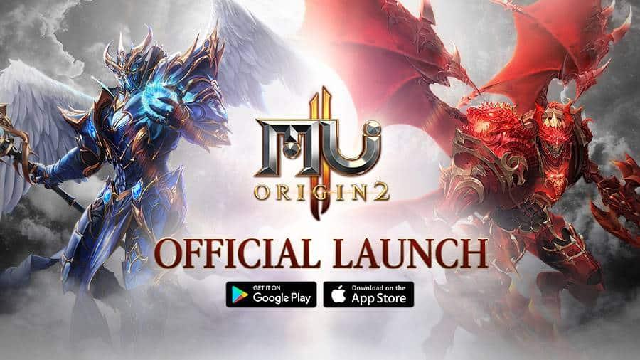 Mu Origin 2 chega na Google Play e App Store - Mobile Gamer