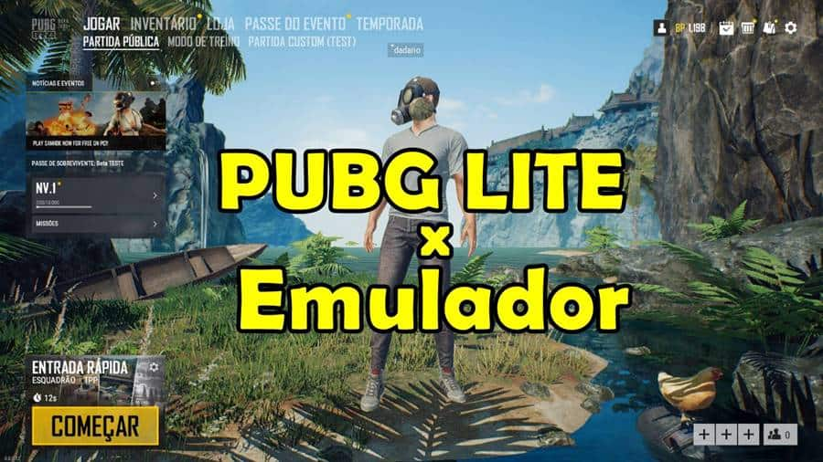 pubg-lite-vs-emulador-1 PUBG Lite vs Emulador: veja as diferenças