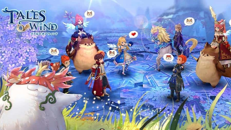 tales-of-wind Tales of Wind: Novo MMORPG para Android e iOS da Neocraft