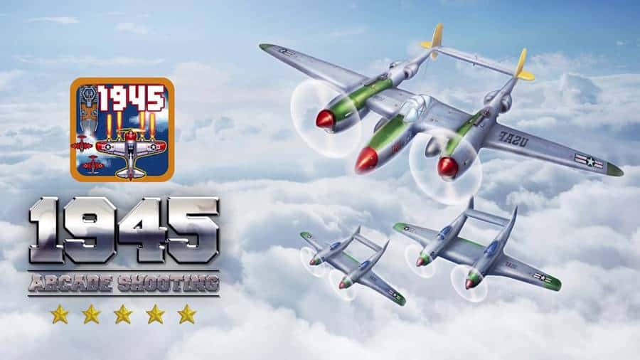 1945-air-force-android-ios-jogo-offline 1945 Air Force - JOGO OFFLINE Grátis para Android e iOS