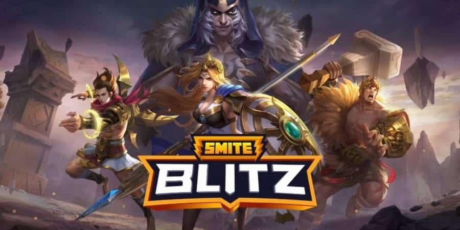 """Smite-Blitz SMITE Blitz em testes no Android e iOS? Novo """"Flop""""?"""