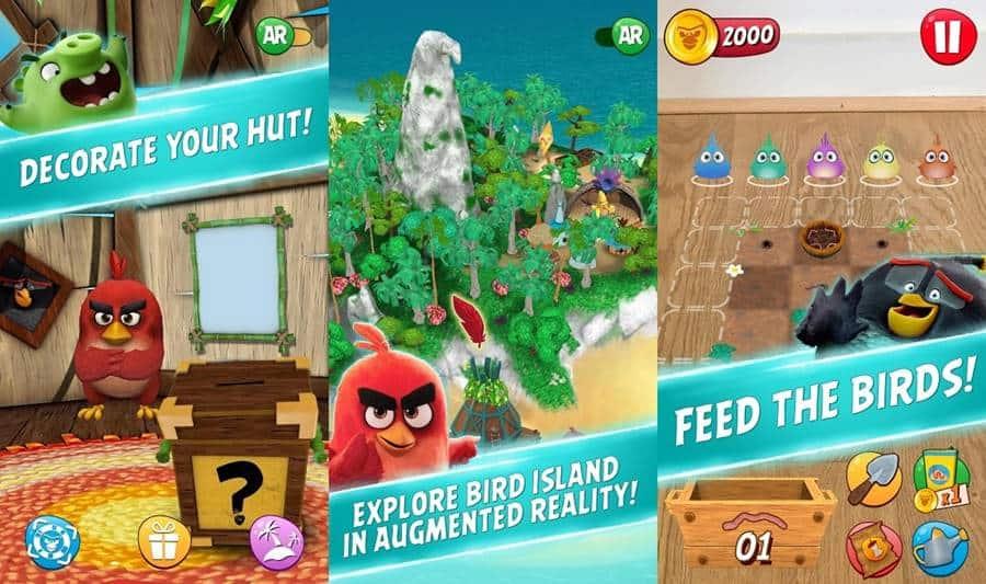 angry-birds-explore-android-iphone Angry Birds Explore não é mesmo game de AR do iPhone