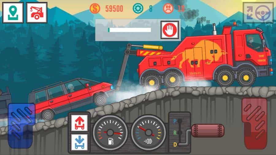 best-trucker-pro Best Trucker 2 Pro - Jogo OFFLINE para Android