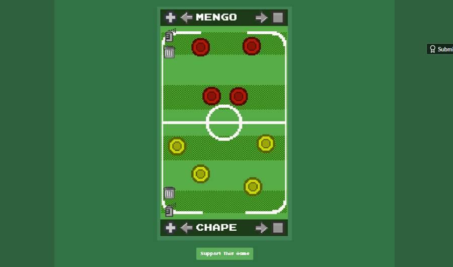 button-soccer-brawl Veja os Vencedores da Game Jam Gaminp
