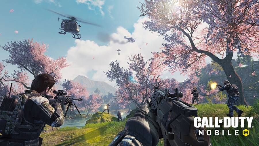 call-of-duty-mobile-artwork-1 COD Mobile: Vice-Presidente da Activision comenta novidades
