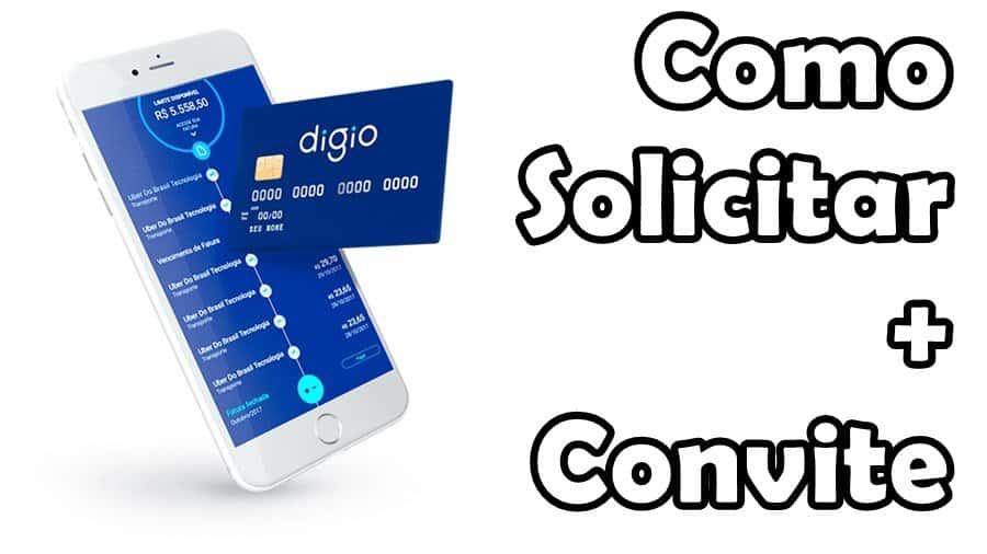 digio-convite Convite Cartão Digio (+ como solicitar / fazer)
