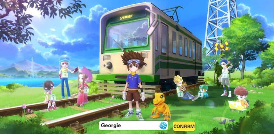Monster Legend: ex-Digimon Digital World Evolution (APK) e W10