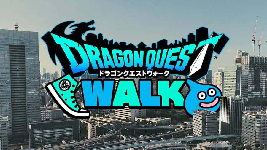 "dragon-quest-walk-android-ios Dragon Quest Walk será o ""Pokémon GO"" da Square Enix"