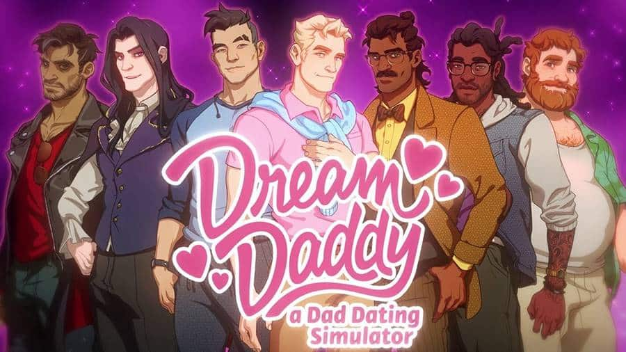 dream-daddy-simulator-android-iphone Dream Daddy será lançado hoje para Android e iOS