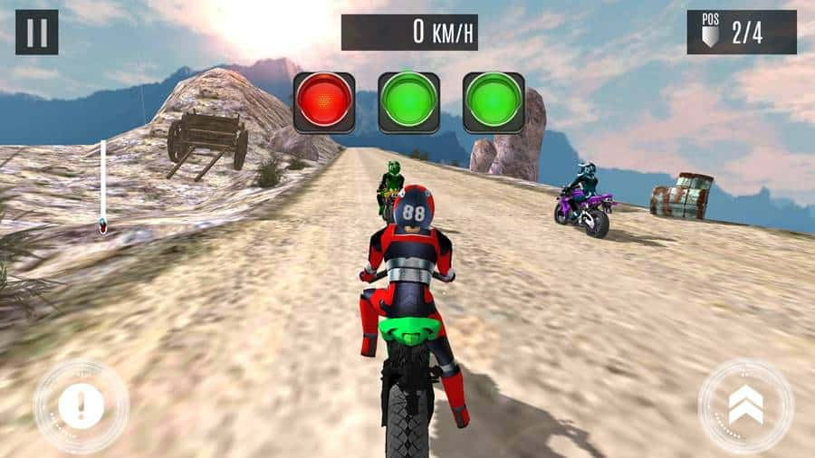 hill-top-bike-jogo-offline Hill Top Bike - Jogo OFFLINE para Android