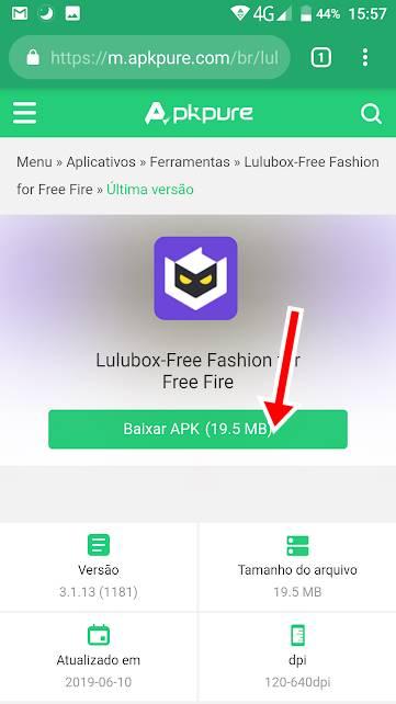 lulubox-como-usar-free-fire-2 Lulubox: Como Ganhar Skin de Graça no Free Fire