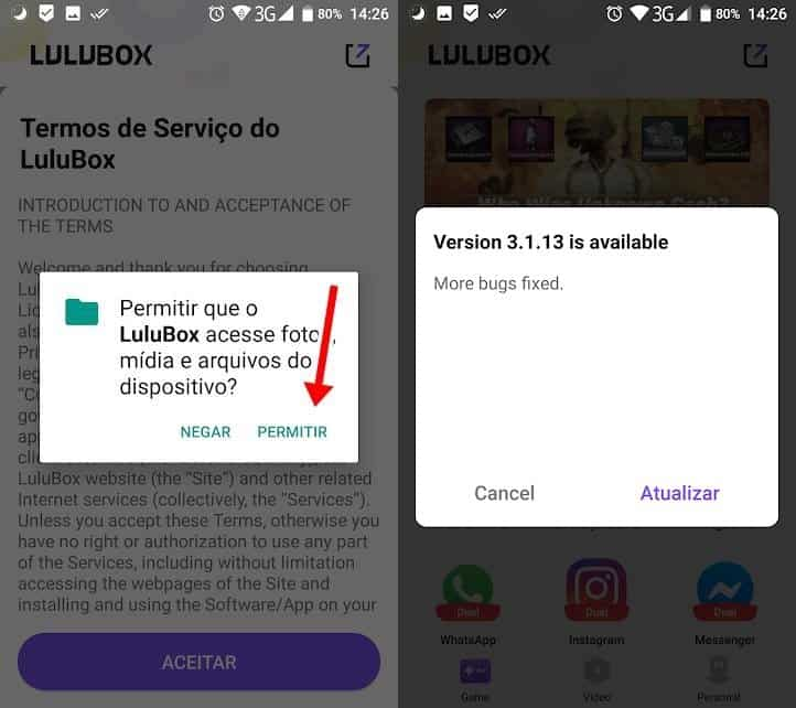lulubox-como-usar-free-fire-5 Lulubox: Como Ganhar Skin de Graça no Free Fire