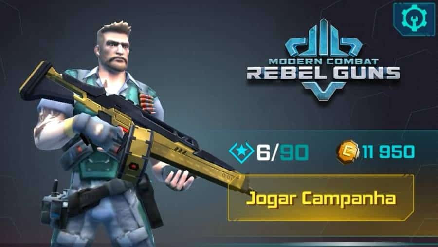 modern-combat-rebel-guns Modern Combat Rebel Guns - Android APK