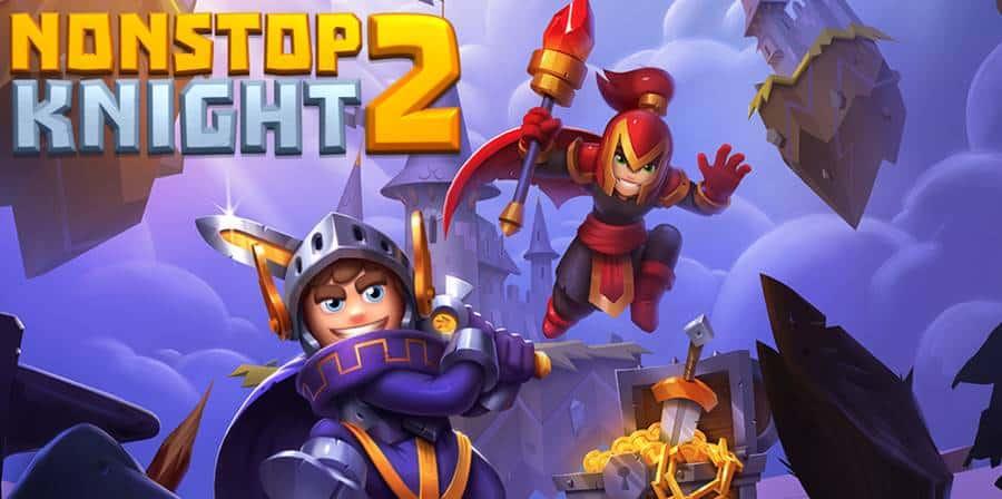 nonstop-knight-2 Nonstop Knight 2 é lançado para Android e iOS