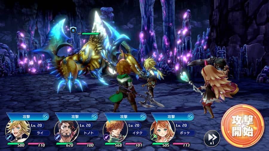 project-babel-android-iphone Project Babel: RPG para Android e iOS de ex-produtores de Final Fantasy