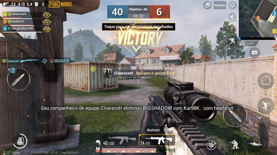pubg-mobile-como-jogar-team-deathmatch-primeira-pessoa-1 PUBG Mobile: como jogar o modo TDM (4v4) em primeira pessoa