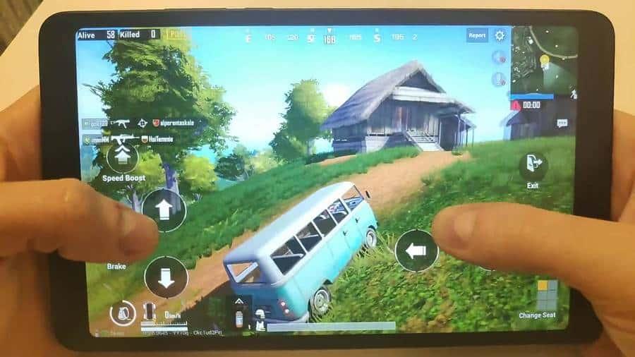 pubg-mobile-xiaomi-mi-pad-4 4 Tablets para Games em 2019 (que não são o iPad)