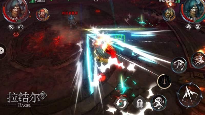 """raziel-tencent-game-android-apk-1 Raziel: RPG de ação """"da Tencent"""" é o grande lançamento da semana para Android"""