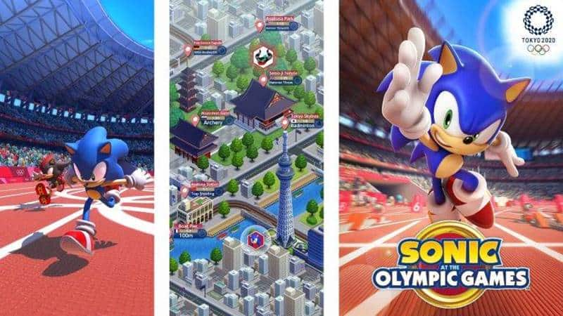 sonic-at-olympic-games-android-iphone E3 2019: Sonic at the Olympic Games – Tokyo 2020 (Android e iOS)