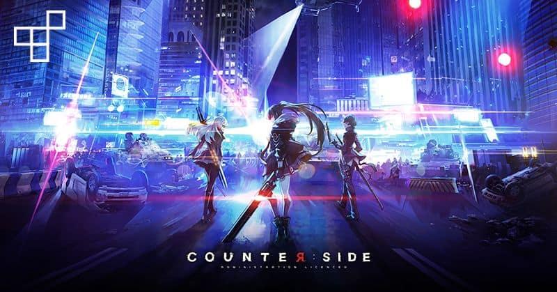 Counterside-nexon-android-iphone Counter Side: Trailer do novo game da Nexon (Android e iOS)