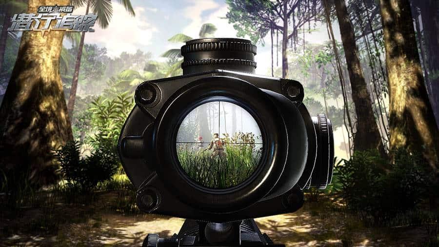 Hunted-CBT2-001 Hunted: Ex-Stealth Tracking entre em teste beta fechado (apk)