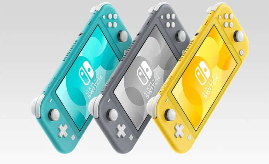 Switch-Lite-3 Nintendo Switch Lite e a volta dos Portáteis