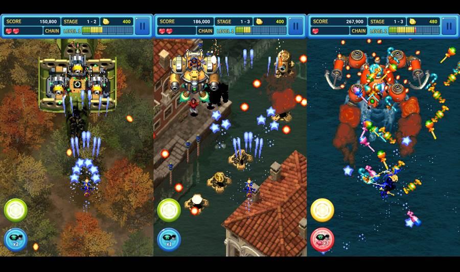 gunbird2-android-offline Novos Jogos para Android e iOS [09/04/2020]