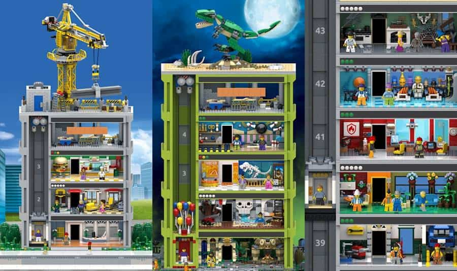 lego-tower-android-iphone LEGO Tower:  Jogo OFFLINE para Android e iOS