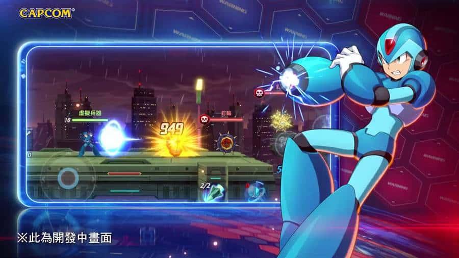 mega-man-x-dive-2 Mega Man X DiVE é anunciado para Android e iOS