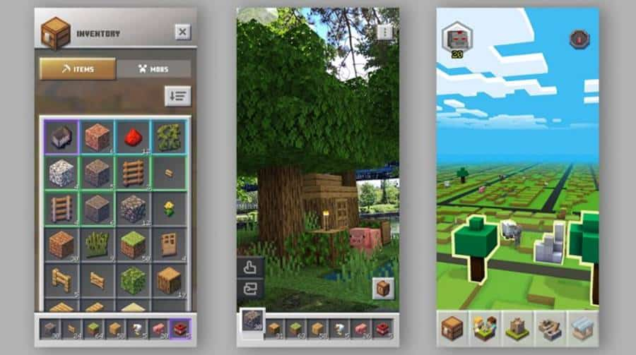 minecraft-earth-andorid-ios Minecraft Earth em pré-registro na Google Play