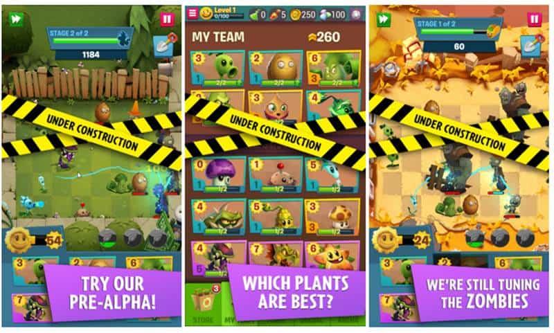 plants-vs-zombies-3 Novos Jogos Android e iOS (Pré-registro e Soft Launch APK)