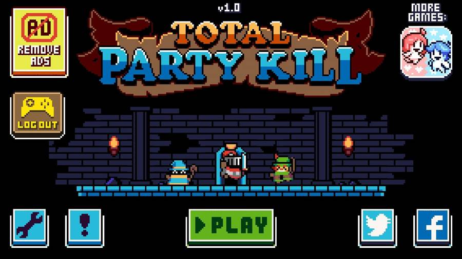 total-party-kill-android-offline-game-1 Total Party Kill - Jogo OFFLINE para Android
