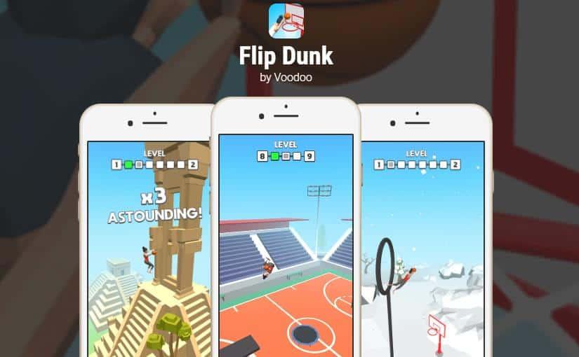 Flip-Dunk Melhores Jogos para Celular da Semana (09-08-2019)